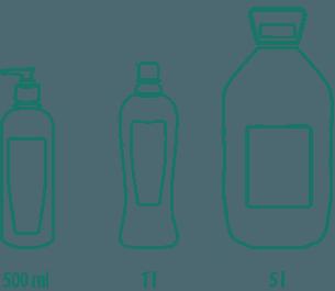 varianty Balneo Med a mlieko