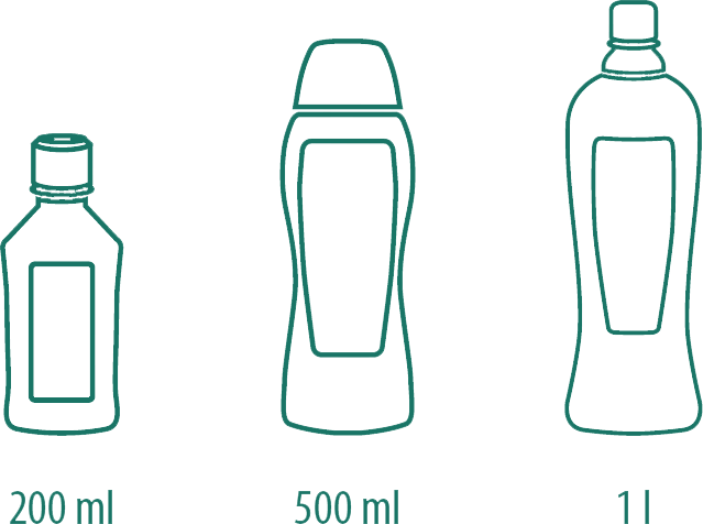 varianty Balneo Šampón